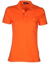 Polo Ralph Lauren - Mesh The Skinny Polo Shirt--xl - Lyst