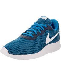 Lyst Nike Tanjun Se Midnight Navy/photo Blue/white Running Shoe 11
