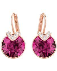 Swarovski - Bella V Pierced Earrings - 5389357 - Lyst