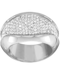 Swarovski - Cycle Ring - Lyst