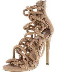 86c2b43adb1 Steve Madden - Dancin Nubuck Fashion Sneaker - 5m - Lyst