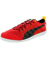 65428eb50a5 Lyst - Puma Ferrari Premium Titolo Everfit+ Ivory Sneakers for Men