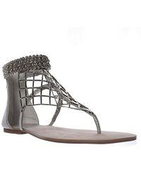 Jessica Simpson - Kyla Split Toe Casual T-strap Sandals - Lyst