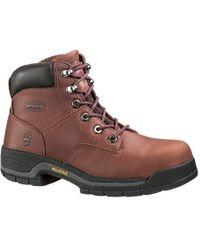Wolverine - Harrison Steel Toe 6' Boot - Lyst