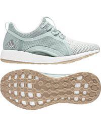 34fd83fbe1290 Lyst - adidas Pureboost X Clima Sneaker (women) in White