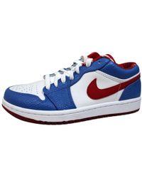 fb5cddd7c84b Nike - Air Jordan I 1 Retro Low White varsity Red-varsity Royal East