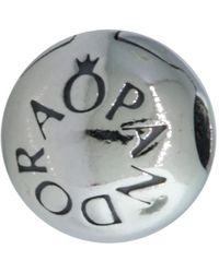 PANDORA - Loving Charm In 925 Sterling Silver - Lyst