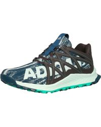 ed00d0a2d10c2 adidas Originals - Vigor Bounce Utility Green ice Mint utility Black  Ankle-high