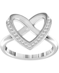 Swarovski | 5140097 Cupidon Ring | Lyst