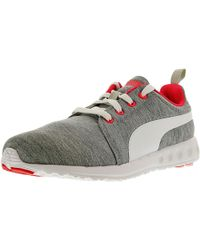 a11f4ed3d30eb0 Lyst - Puma Carson Runner Men Round Toe Synthetic Blue Running Shoe ...