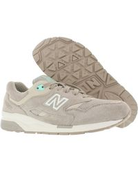 new balance 1600 meteorite running medium shoes lyst