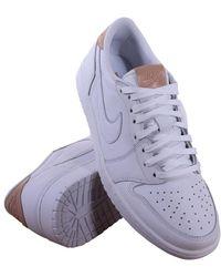 890659bf4c4b Nike - Jordan Retro 1 Low Og - Lyst