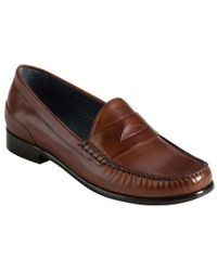 4951e287e4681 Lyst - Cole Haan Women's Laurel Loafer Flats in Brown