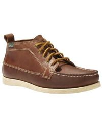 894197a29d5 Lyst - Hush Puppies Chardon Oxford in Brown