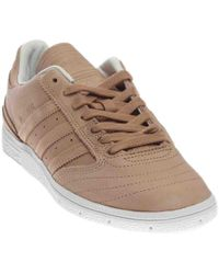 quality design 5943c 26aa9 adidas - Limited Edition Busenitz Veg Tan Leather Shoe - Lyst