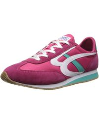 Skechers - Bobs From Sunset Fashion Sneaker 34166 Hot Pink/turquoise 7 - Lyst