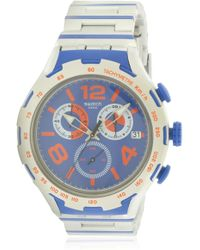 Swatch - Chemical Watch Yys4011ag - Lyst