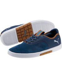 f804d9971194 Lyst - Puma Funist Slider Slip-on Men s Shoes in Yellow for Men