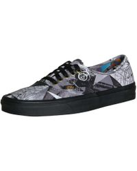423586718da0f7 Lyst - Vans Era Pro Perforated Carbon Mens Lace Up Sneakers in Black ...
