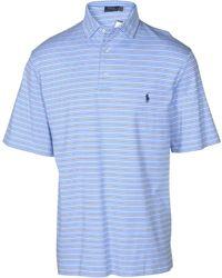 Polo Ralph Lauren - Big & Tall Stripe Pony Shirt--1xb - Lyst