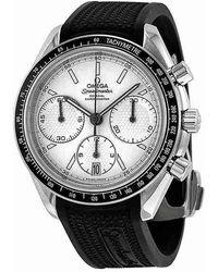 Omega - Speedmaster Racing Automatic Chronograph Watch 32632405002001 - Lyst