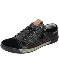 Alpine Swiss - Valon Mens Fashion Sneakers Low Top Dress Or Casual Comfort Shoes - Lyst