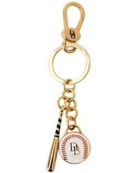 Dooney & Bourke - Other Baseball Key Fob - Lyst