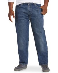 Levi's - Big & Tall Relaxed-fit 550 Jeans - Rooster 44 30 - Lyst