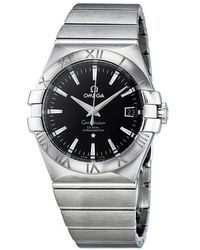 Omega - Constellation Chronometer Dial Ladies Watch 12310352001001 - Lyst