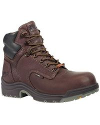 Timberland - Pro 6'' Titan Alloy Toe Work Boots - Lyst