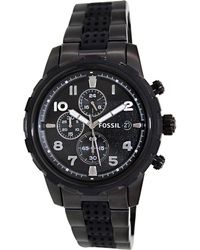 Fossil - Dean Fs4904 Dial Watch - Lyst