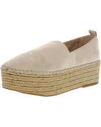 c5eaefd3370 Steve Madden - Drill Suede Ankle-high Slip-on Shoes - 10m - Lyst
