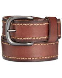 Levi's - Men's Stitched Belt - Lyst