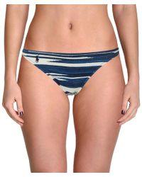Polo Ralph Lauren - Taylor Striped Hipster Swim Bottom Separates - Lyst