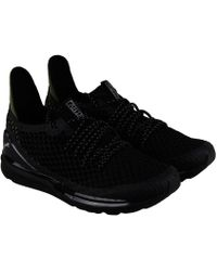 5879c45cb806f9 PUMA - Ignite Lmtlss Netfit Staple Olive Night Athletic Training Shoes -  Lyst