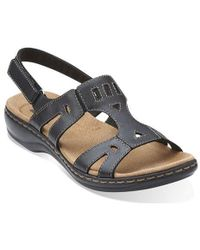 657769faf70c Lyst - Clarks Leisa Annual Sandals in Brown - Save 28%