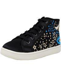 c4b0f2e6e3f Steve Madden - Colette Multi Mid-top Fabric Fashion Sneaker - 7.5m - Lyst