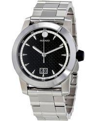 fd4f47452c19 Lyst - Michael Kors Jetmaster Black-tone Carbon Fiber Watch in Black ...