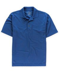 Champion - Mens Tour Dry Rugby Polo Shirt Bijoublue S - Lyst