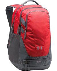 744be5183ba7 Lyst - Under Armour Ua Team Hustle Backpack in Blue for Men