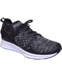 b060780c2fa Lyst - Puma Ignite Evoknit Low Top Sneaker in White for Men