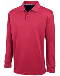 Champion - Ultimate Double Dry Long Sleeve Polo - Lyst