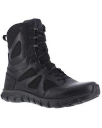 Reebok - Work Rb806 Sublite Cushion Tactical 8' Wp St Boot - Lyst