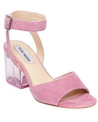 b4907077cdb Striking Leather Open Toe Special Occasion Platform Sandals.  68  38 (40%  off). Jet.com · Steve Madden - Debbie Ankle Strap Sandal - Lyst
