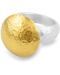 Gurhan - Large Lentil Ring - Lyst