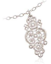 Brigitte Adolph Jewellery Design - Turandot Silver Pendant - Lyst