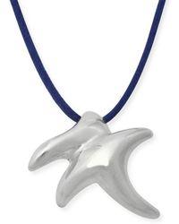 Zolia Jewellery - Star Pendant - Lyst