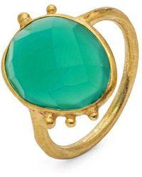 Donatella Balsamo | Amazonia Green Ring | Lyst
