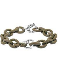 X Jewellery - Twist X Flow Bracelet - Lyst