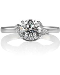 Cynthia Britt - Kylie Romantic Engagement Ring - Lyst